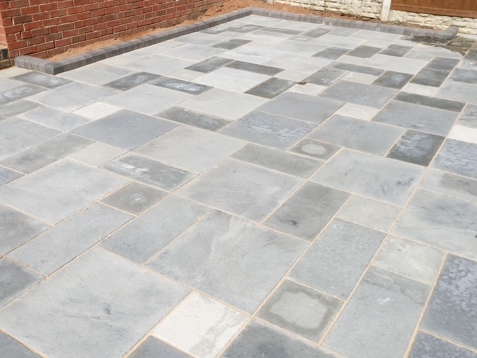 Slabbed Patio