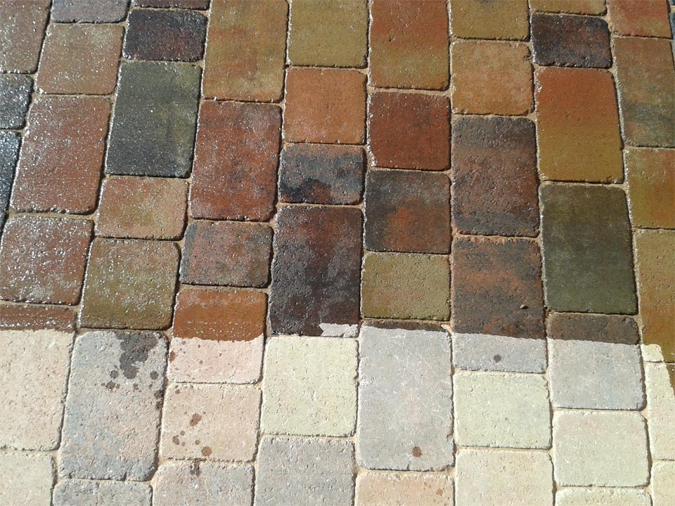 Varnished Cobbles