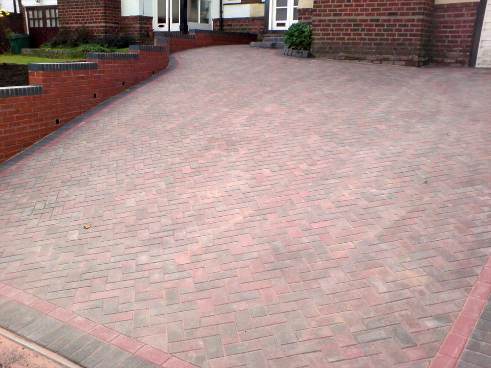Brindle Block Paving
