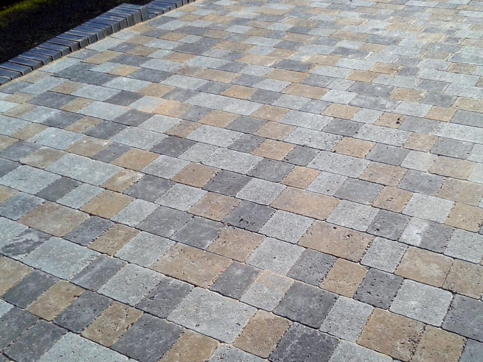 Cobble Paving