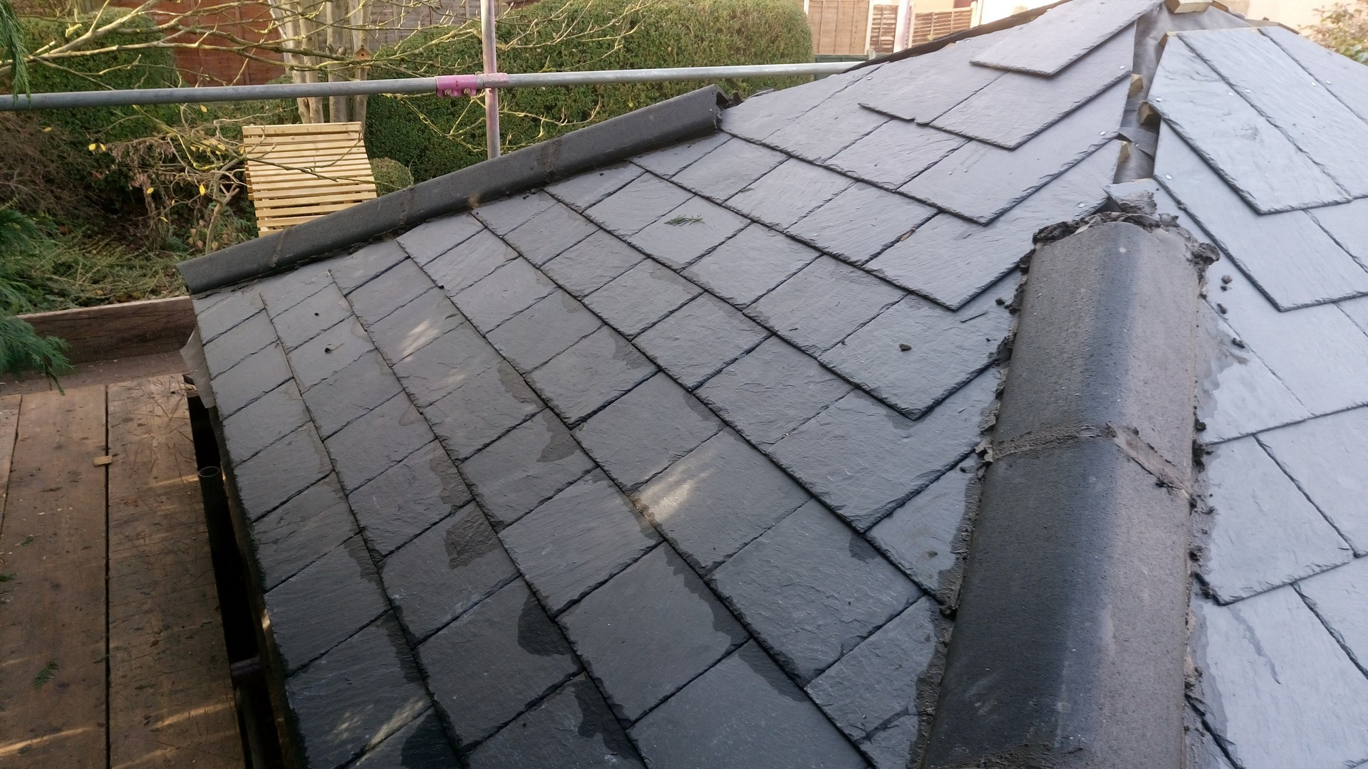 Summer House Roof